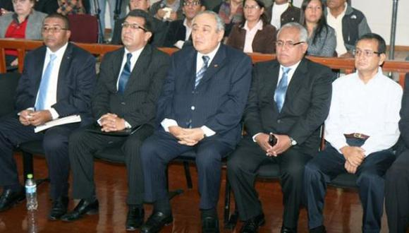Lamentan quiebre del juicio del caso comando Rodrigo Franco