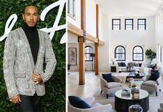 Lewis Hamilton pone en venta su increíble penthouse de Nueva York | FOTOS