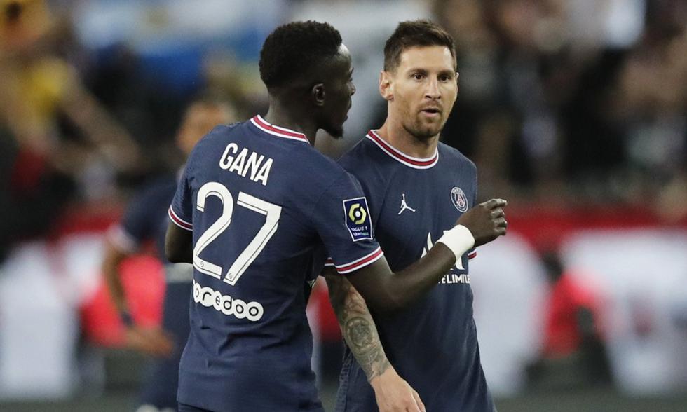 PSG - Reims por la tercera jornada de la Ligue 1   Foto: REUTERS