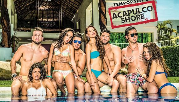 Acapulco shore esta por estrenar una octava temporada y ya no estarán los integrantes que iniciaron el realy show (Foto: MTV)