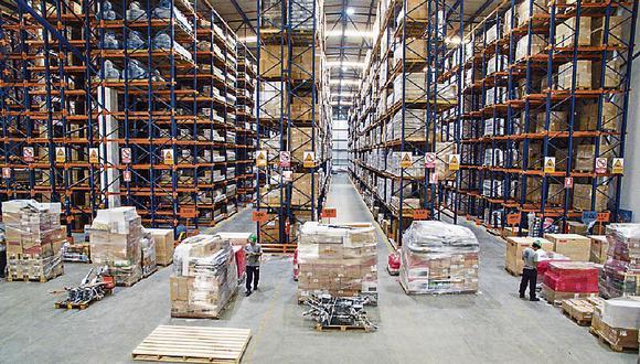 La proyección para este año es que la demanda de almacenes en Lima pase de 400.000 m2 (2020) a 500.000 m2, estima la consultora  Equilibrium Business Development Consultancy. (Foto: Difusión)