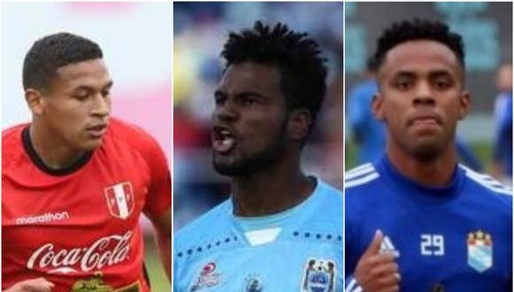Fernando Pacheco, Aldair Rodríguez y Nilson Loyola han gozado de un especial seguimiento en las últimas semanas por parte del comando técnico de la selección peruana. (Foto: GEC).