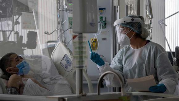 Coronavirus en Colombia   Últimas noticias   Último minuto: reporte de infectados y muertos por COVID-19 hoy, domingo 18 de julio del 2021. (Foto: AFP / Juan BARRETO).
