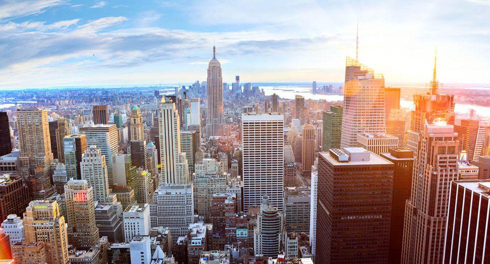 Nueva York. No hay nada que represente más a Nueva York como sus rascacielos, desde los más antiguos como el Empire State (1931) y el Chrysler (1930) hasta el One World Trade Center abierto en el 2014. (Foto: Shutterstock)