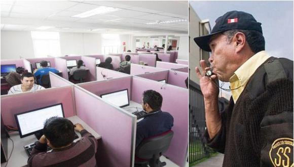 Si se ha acumulado más de 48 horas extra en el mes, el trabajador podrá denunciar administrativamente y/o demandar por hostilización laboral al empleador. (Foto: Andina/El Comercio).