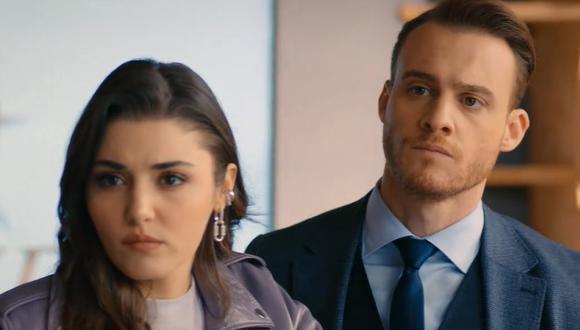 Eda y Serkan están en la búsqueda de Deniz. (Foto: Love Is in the Air / MF Yapım)