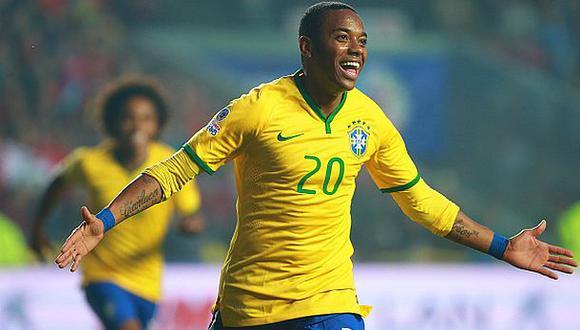 Robinho fichó por Mineiro y jugará ante Melgar en Libertadores