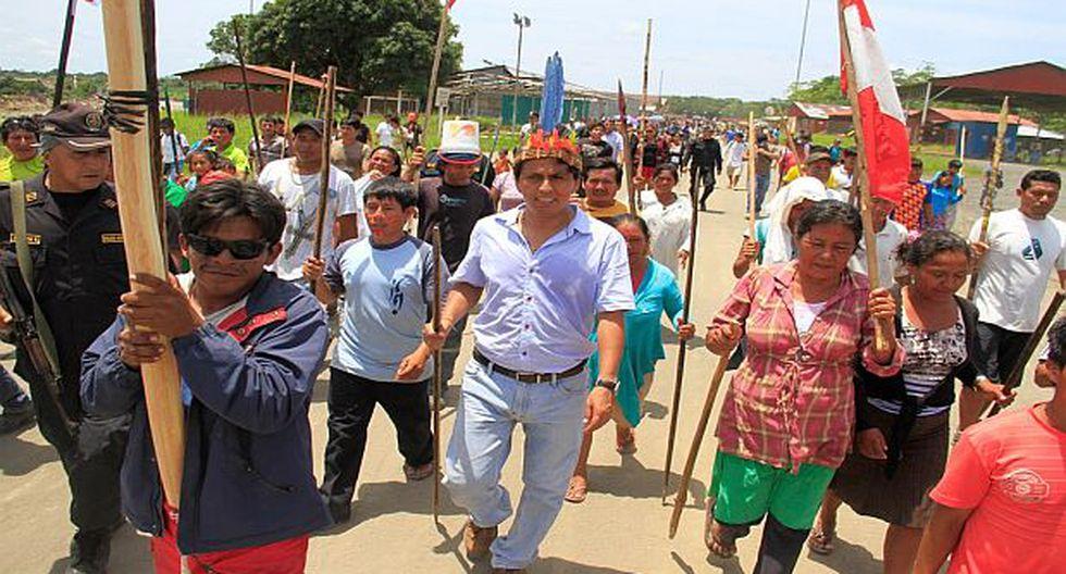 Loreto: nativos levantan paro y liberan el lote 8 de Pluspetrol