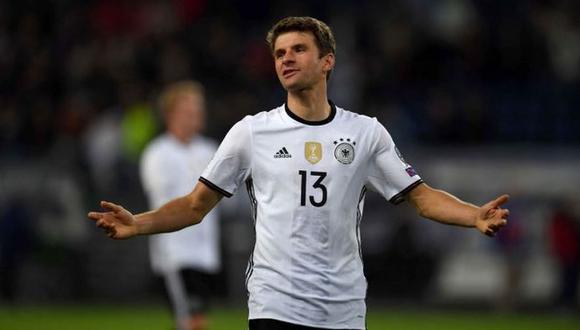 Low decidió no convocar nunca más a Hummels, Boateng y Müller a la selección alemana. Este último dio su descargo en redes sociales sobre su no presencia en la lista de convocados del conjunto europeo (AFP)
