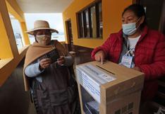 Bolivia cierra desafiante proceso electoral tras crisis del 2019 y en medio de la pandemia del coronavirus