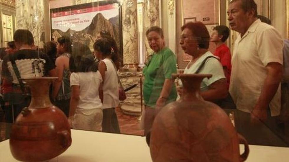 Mantos Paracas se suman a patrimonio recuperado en últimos años - 1