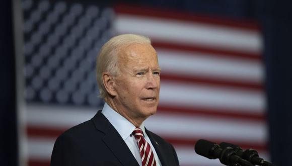 Joe Biden lidera las encuestas de cara a las elecciones del 3 de noviembre en Estados Unidos. (Foto: JIM WATSON / AFP).
