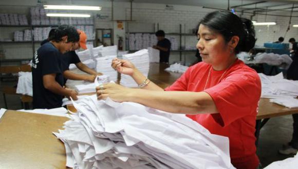 Mypes peruanas podrán tener acceso rápido a capital de trabajo