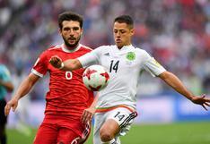 ¡México a semifinales de Copa Confederaciones! Venció 2-1 a Rusia