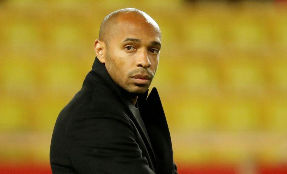 La fuerte crítica contra Thierry Henry de un jugador de Mónaco. (Foto: Reuters)