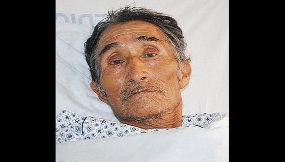 Hombre de 70 años fue abandonado en Los Olivos