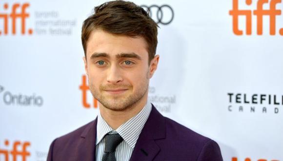 Daniel Radcliffe responde a polémicos comentarios de J.K. Rowling sobre género. (Foto: EFE)