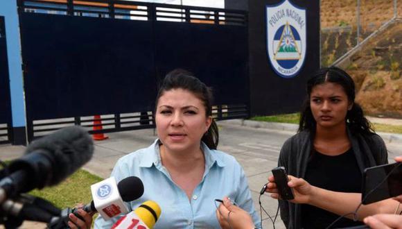 Maria del Socorro Oviedo Delgado, coordinadora del equipo especial jurídico de la no gubernamental Comisión Permanente de Derechos Humanos (CPDH), se convierte en la trigésima primera persona en ser arrestada en los últimos dos meses.