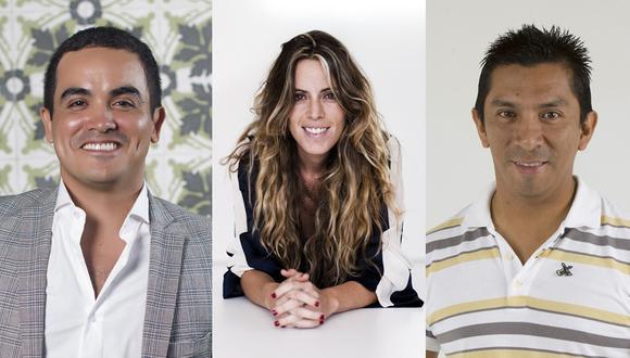 Yirko Sivirich, Andrea Llosa y Emporium, marca de Jorge Luis Salinas, inician el LIF Week 14.15. (Fotos: Archivo de El Comercio)