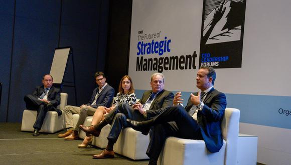 Decimoséptima edición del CEO Leadership Forums