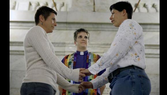 EE.UU.: Ya son 33 los estados donde el matrimonio gay es legal
