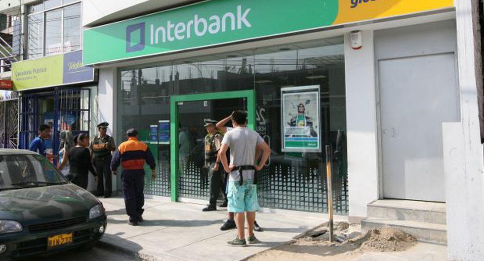 Agencias bancarias aumentan y número de policías se mantiene