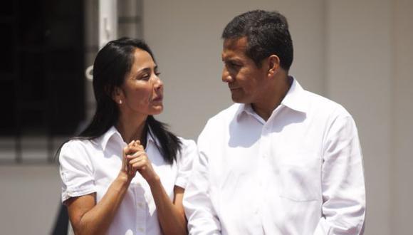 Popularidad de Humala y Nadine cayó 3 puntos, según Datum