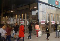 VMT: clausuran Real Plaza por no respetar medidas técnicas de seguridad