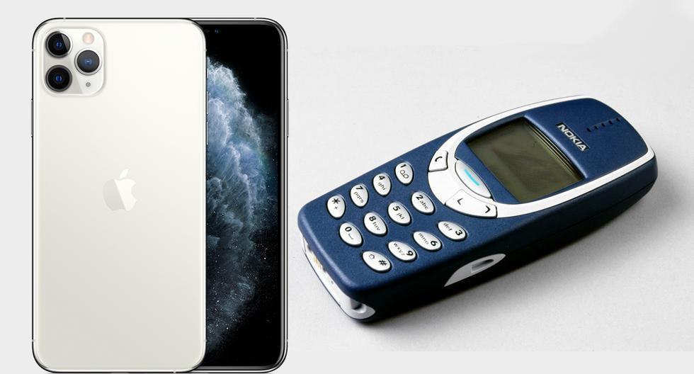 ¿Con cuál te quedas? Lanzaron desde 300 metros al celular más caro junto al Nokia. Conoce quién sobrevivió. (Foto: Nokia)