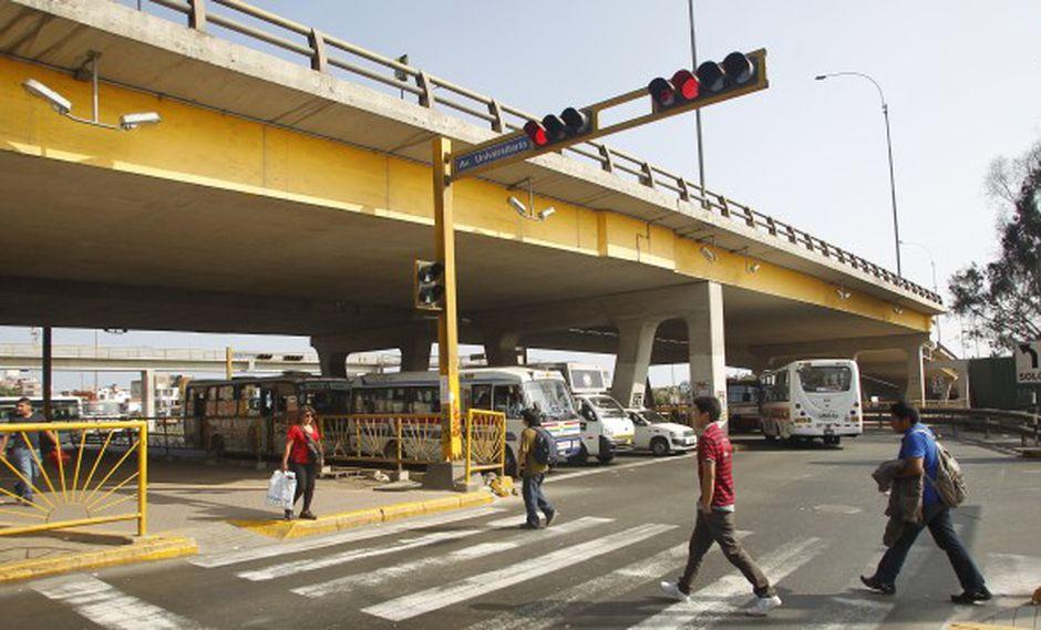 Tras una reunión con el alcalde de Lima, Jorge Muñoz, y la Autoridad Autónoma del Tren Eléctrico, se acordó que la obra que afectaba 28 mil m2 de la universidad no va más. (Foto: GEC)