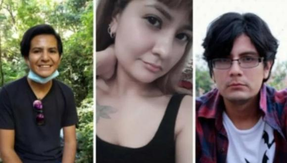 Los hermanos José Alberto, de 30 años; Ana Karen, de 24 años Y Luis Ángel, de 33, fueron secuestrados el pasado viernes por un comando de hombres encapuchados y fuertemente armados que portaban siglas del Cártel Jalisco Nueva Generación.