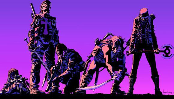 """""""La Vieja Guardia"""": Conoce a los cerebros tras el cómic en el que se basa la película de Netflix. (Foto: Captura)"""