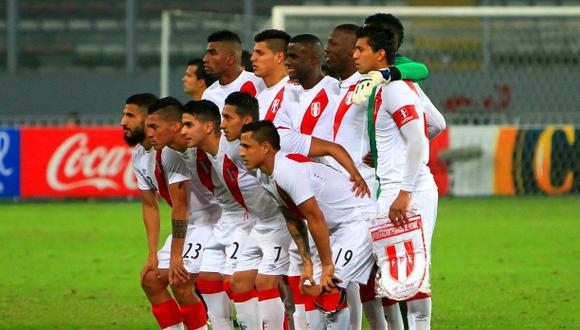 Así alinearía hoy la selección peruana ante Iraq en Dubái