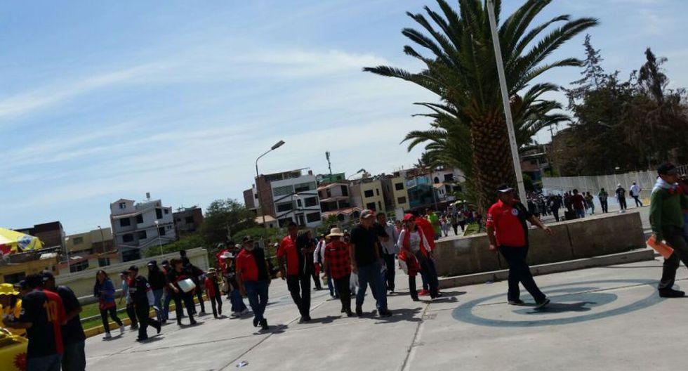Melgar vs. Sporting Cristal: así se vivió la previa en Arequipa - 11
