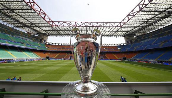 Liga de Campeones recaudará US$3.400 millones anual por TV