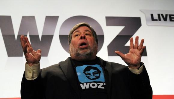 """Steve Wozniak: """"Los computadores van a reemplazar al hombre"""""""