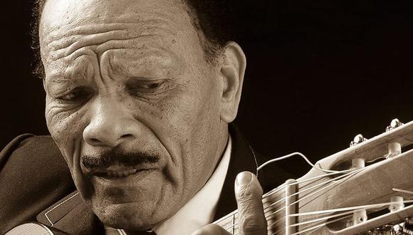 Adolfo Zelada, guitarrista de música criolla y afroperuana, falleció a los 96 años. (Foto: Facebook)