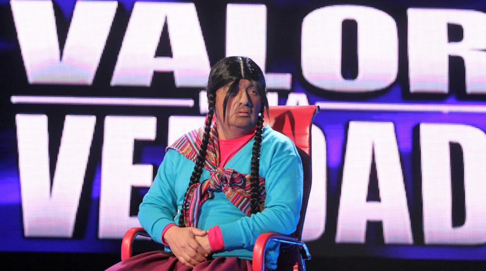 """La Paisana Jacinta y su visita a """"El valor de la verdad"""" - 3"""