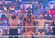Team Raw venció a Team SmackDown en la lucha de Survivor Series 2020 | VIDEO