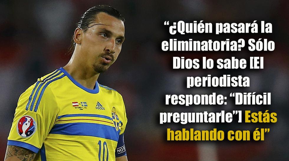 """Zlatan Ibrahimovic: repasa las frases del autodenominado """"Dios"""" - 15"""