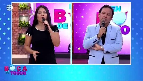 """Tula Rodríguez: """"Me parece irresponsable que hagan largas colas para comprar pollo a la brasa"""" (Foto: captura video)"""