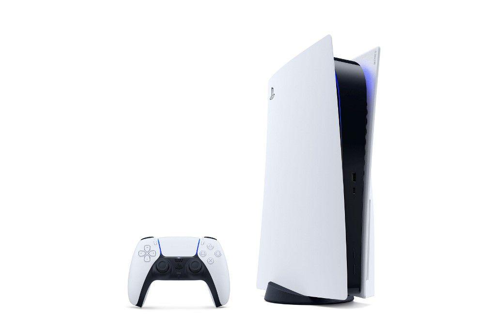 PlayStation 5. (Foto: Sony/AFP)