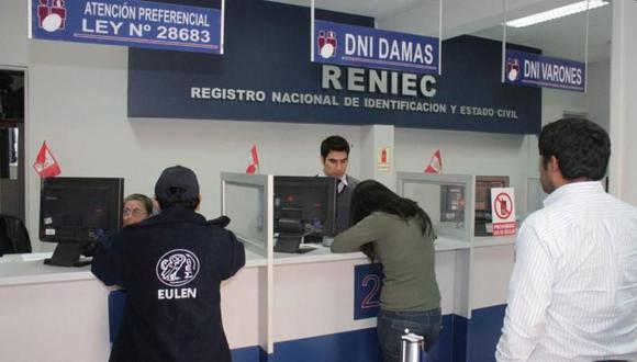 Para poder recibir el documento, únicamente es necesario confirmar que el DNI se encuentra listo para la entrega. (Foto: Radio Nacional)