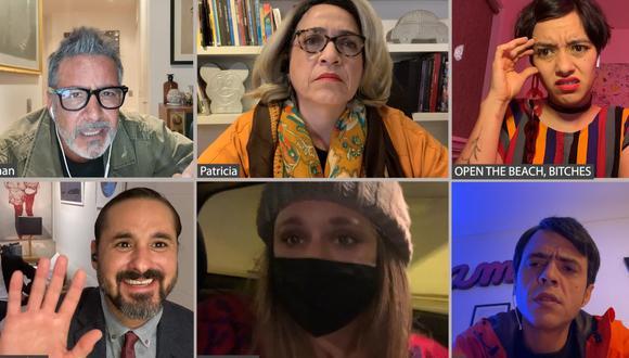 """""""Historias virales"""". Imagen del noveno episodio de la webserie peruana. Foto: El Comercio/ YouTube."""