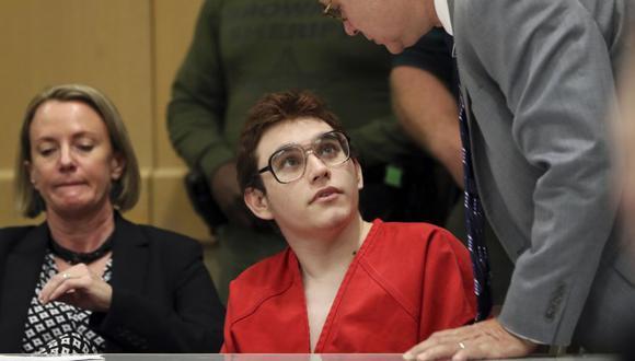 Nikolas Cruz | Matanza de Parkland | Estados Unidos: Autor recibirá cerca de medio millón de dólares. (AP)