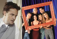 """Matthew Perry: el encantador Chandler que lo tenía todo, pero sucumbió a las adicciones y perjudicó """"Friends"""""""