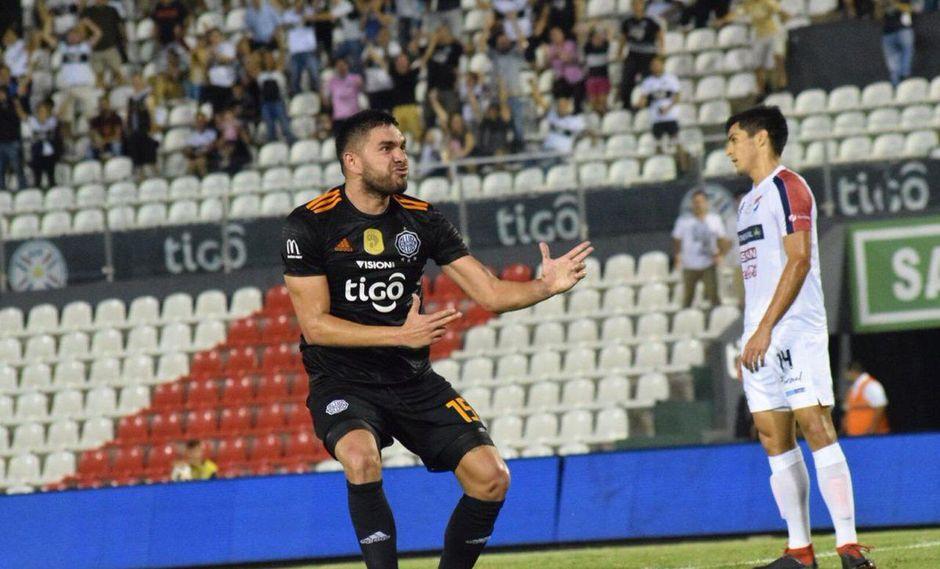 Olimpia derrotó 4-2 a Nacional de Asunción por partido pendiente de la primera fecha del fútbol de Paraguay. (Foto: Olimpia).
