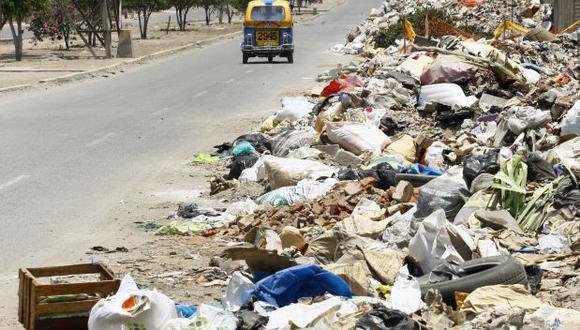 Basura en tu distrito: ¿hay recojo de desechos en tu zona?