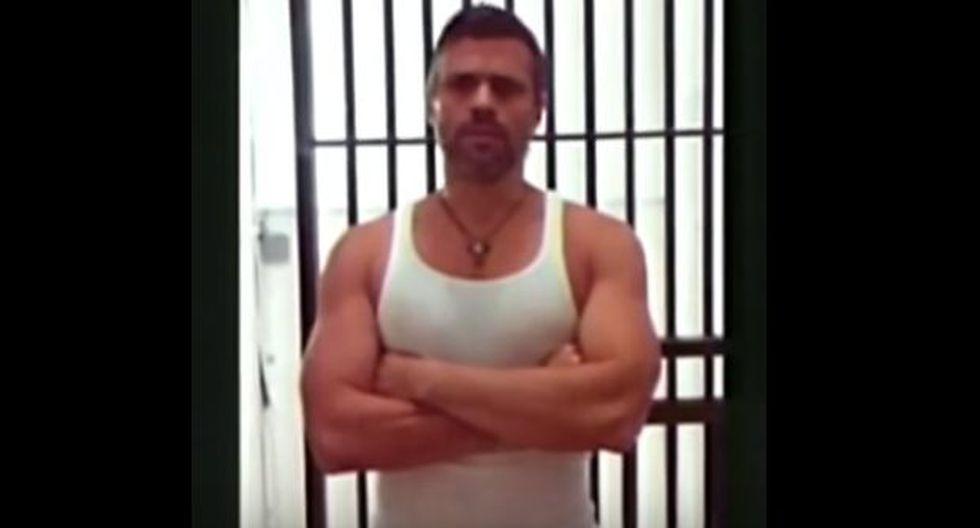 Padre de López pide que Cruz Roja compruebe estado de su hijo