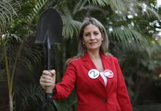 EN VIVO   María del Carmen Alva, de AP, fue elegida presidenta del Congreso